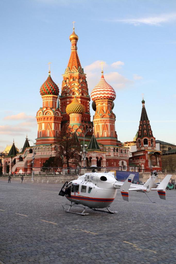 EC145 RA-01883 msn 9183 (© Eurocopter Vostok)