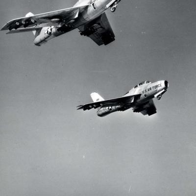 F-84F & RF-84F GALLERY