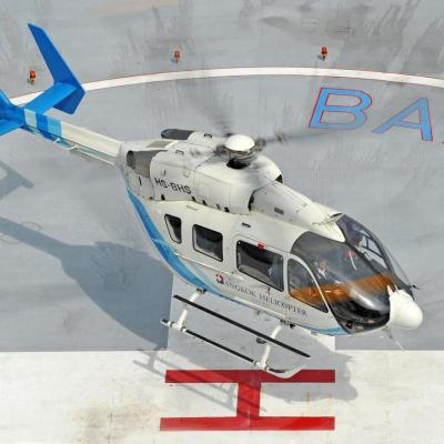 EC 145 msn 9108 Bangkok Helicopters Services (© Eurocopter)