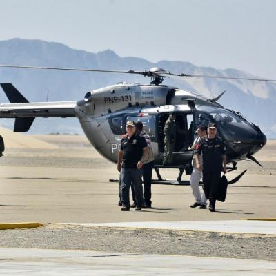 EC 145 msn 9655 Policia del Peru (© Ministerio de Interior del Peru)
