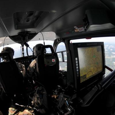 UH-72A S&S (© South Carolina National Guard)