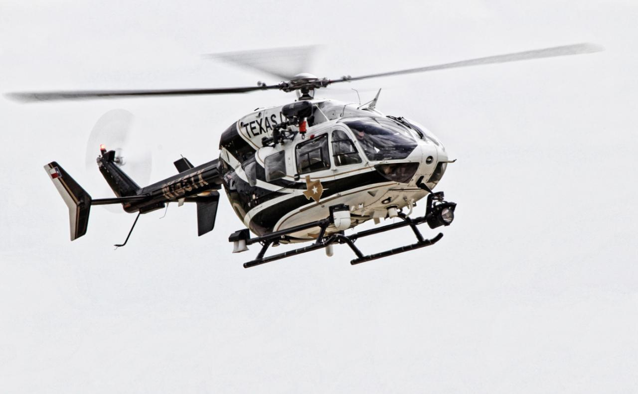 EC145 msn 9166 Texas Deptartment of public Safety (© Christopher Ebdon)