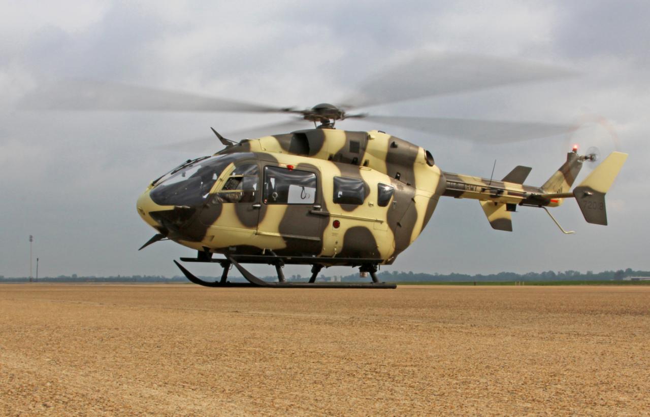 UH-72A #72018 msn 9143 US Army (© Christopher Ebdon)