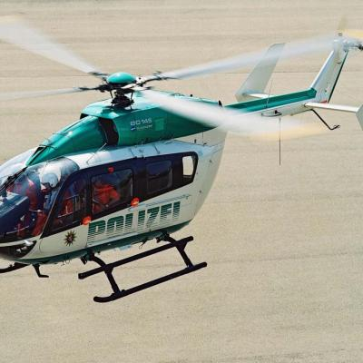 EC145 D-HMBI msn 9004 (© Eurocopter)