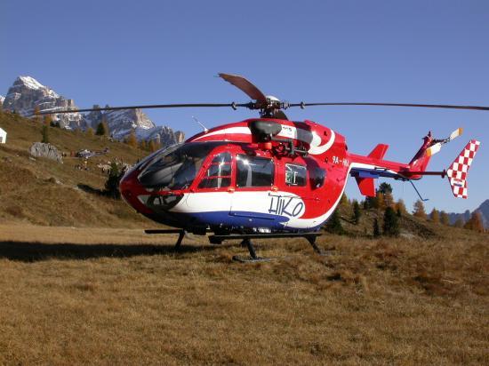 EC145 9A-HKA msn 9055 (© Eurocopter)