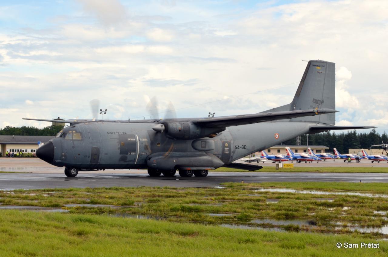 C 160 Transall armée de l'Air
