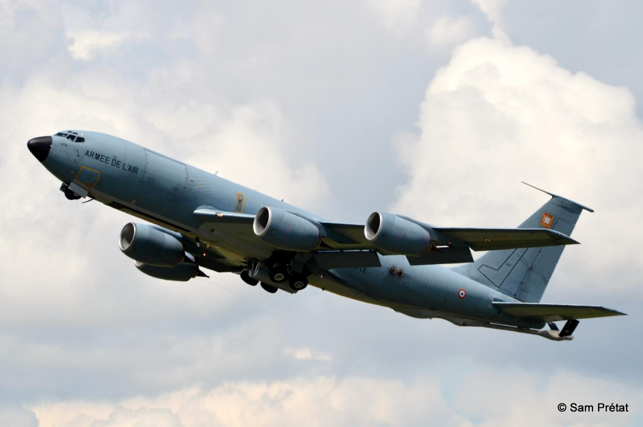 KC-135F FAF