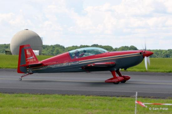 Extra 300L Royal Jordanian Falcons