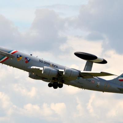 Boeing E-3F SDA Armée de l'Air