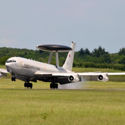 Boeing E-3A AWACS OTAN