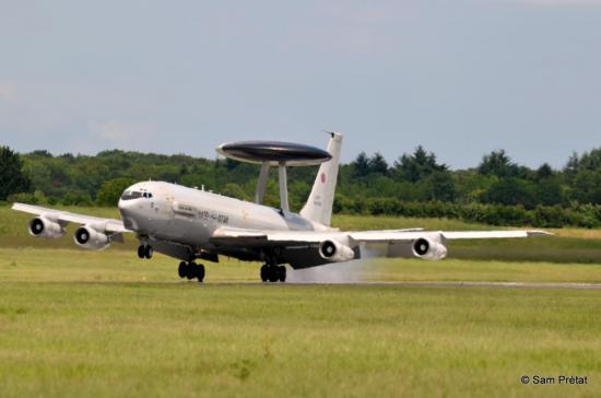 E-2A AWACS NATO