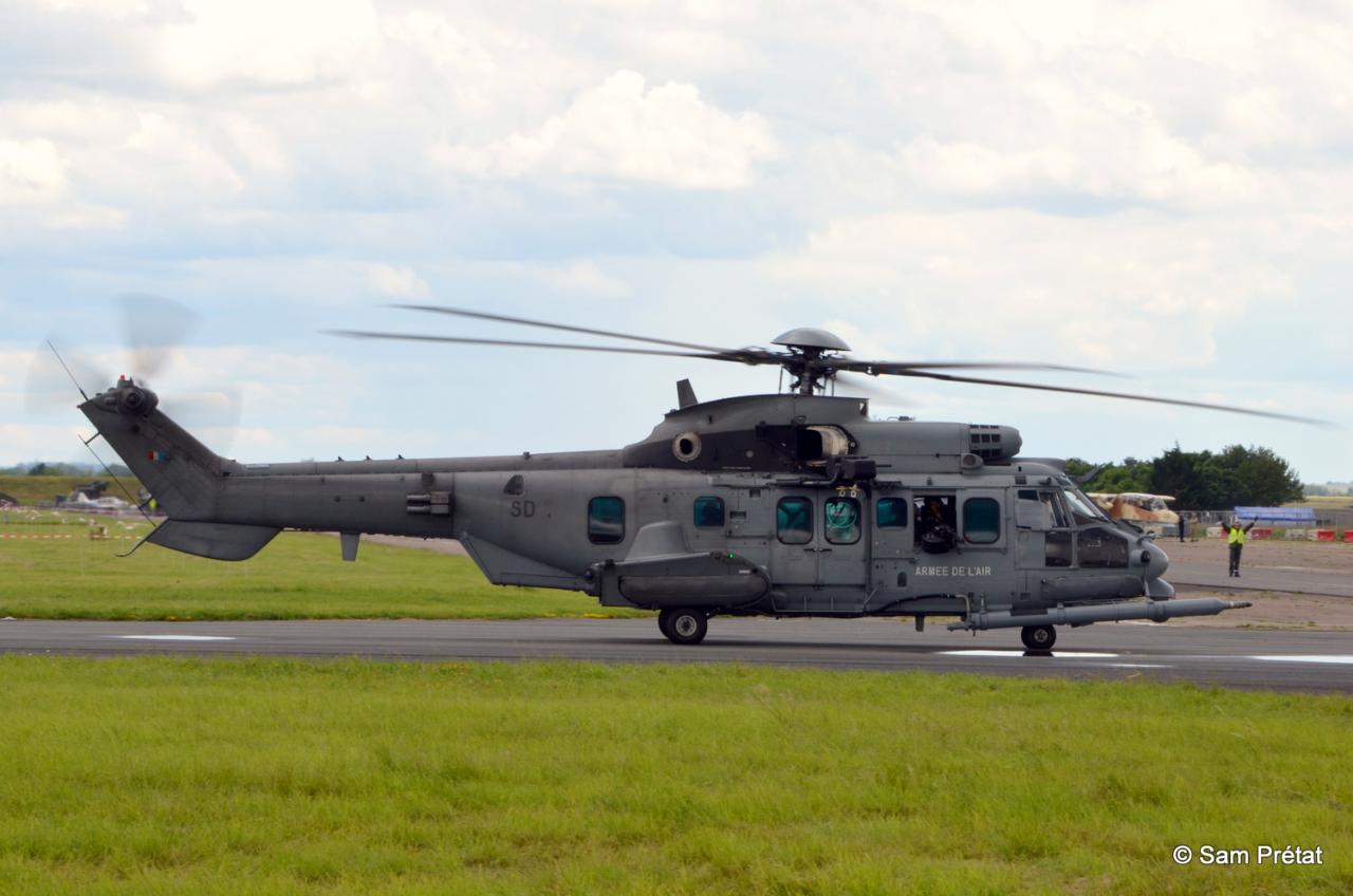 EC 725 Caracal Armée de l'Air