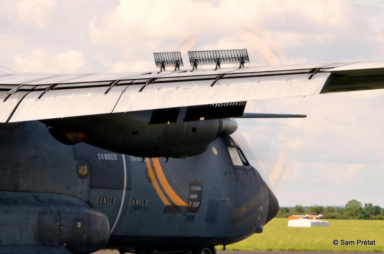 C 160 Transall FAF