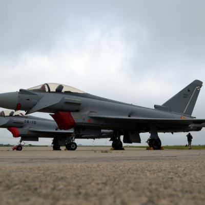 EF-2000 Eurofighter C.16 Ejercito del Aire
