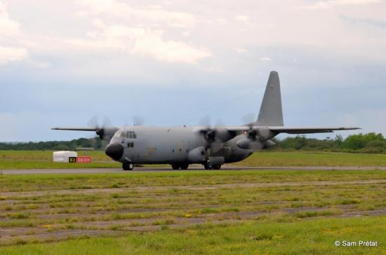 Lockheed C-130H Ejercito del Aire