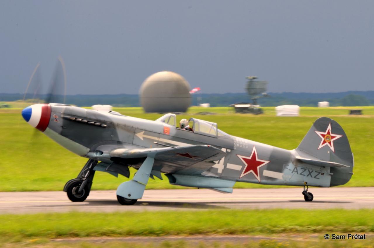 Yak-3UA