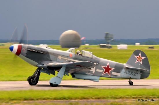 Yak-3UL