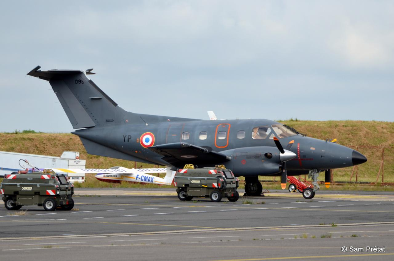 Embraer Xingu FAF
