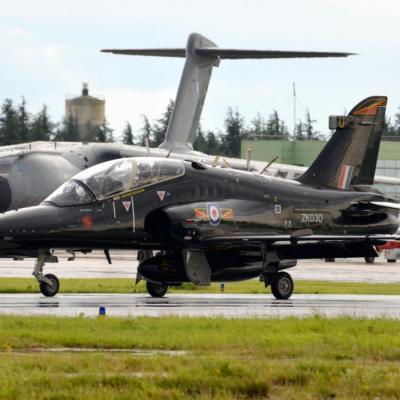Hawk T2 RAF