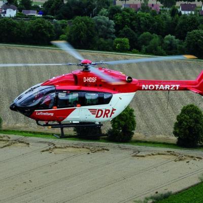 H145 D-HDSF msn 20010 (© DRF Luftrettung)