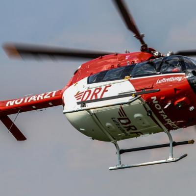 H145 msn 20013 DFR Luftrettung (© Airbus Helicopters - Charles Abarr)