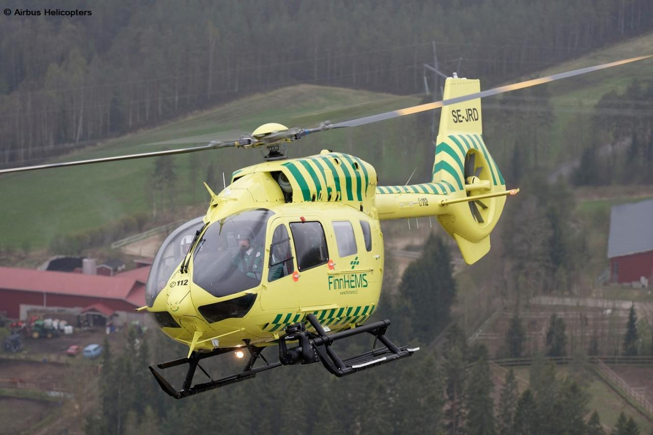 H145 SE-JRD msn 20005 (© Airbus Helicopters)