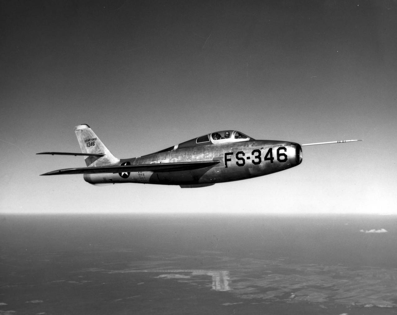 First production aircraft - Minimonde76