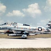 F-84F-55-RE s/n  52-6936 Ohio Air National Guard - Minimonde76