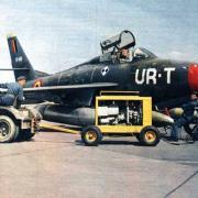 F-84F FAéB - Minimonde76