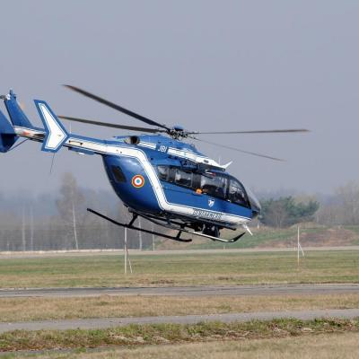 GALLERIE EC 145, UH-72 & H145