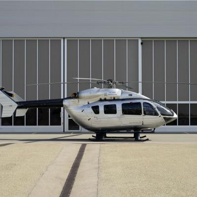EC145 msn 9432 Mercedes-Benz Style (© Airbus Helicopter)