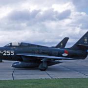 F-84F s/n 52-6748 KLu - Minimonde76