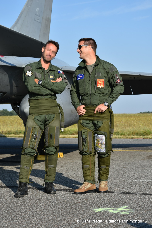 Thomas Pesquet et son pilote